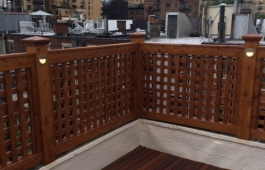 "2"" Square Lattice Panels"