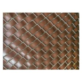 PRIVACY WEAVE FOR CHAIN LINK FENCE BROWN
