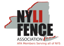Nyli Fence Association