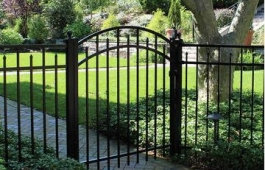 "48"" Carolina with Arched Gate"