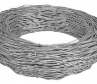 Galvanized Coil Wire