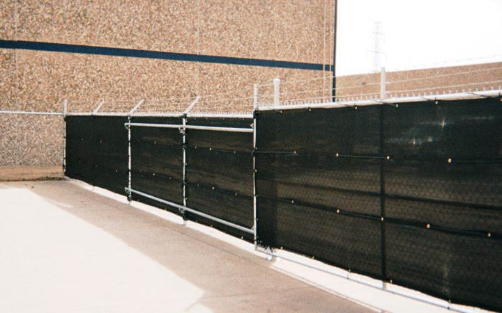 Chain Link Fence Long Island New York Wayside