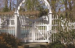 With Custom Gate