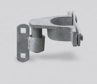 Rolling Gate-Gate Latch