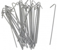 Aluminum Fence Ties