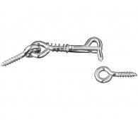 Safety Hook and Eye Latch