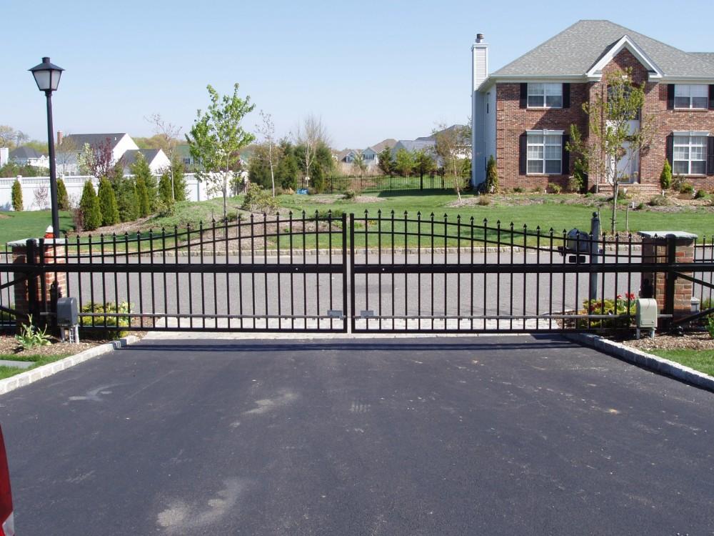 Wayside Fence Company Bay Shore Ny Ornamental Aluminum