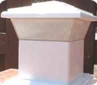 PVC Solar Cap