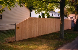 Tapered Stockade
